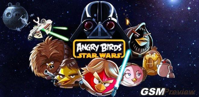 Angry Birds Star Wars за iOS, Android и Windows Phone 8 ревю на играта (Видео)