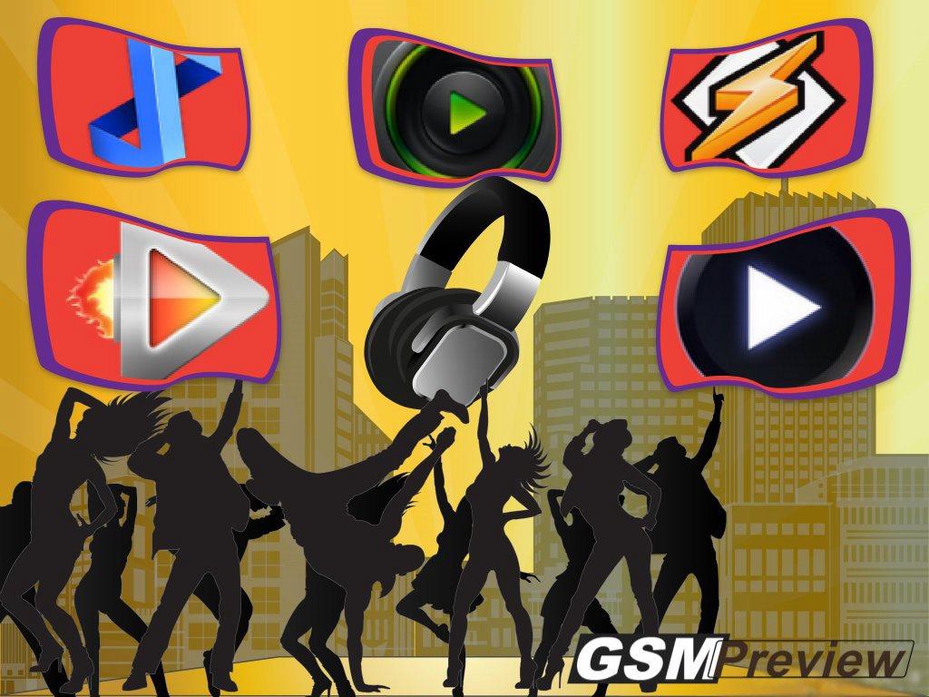 Топ 5 на музикалните плейъри за Android