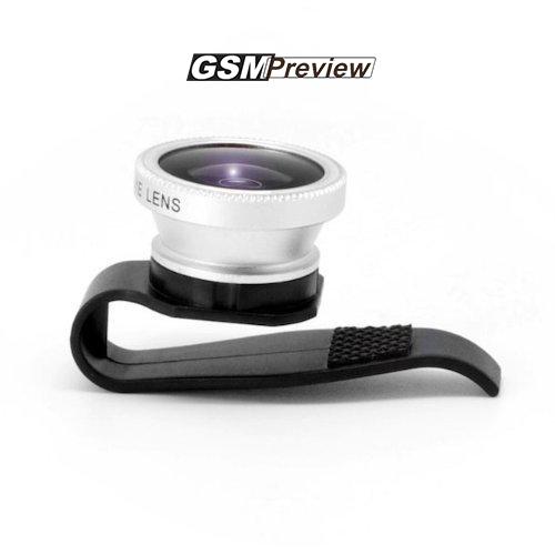Нов фото (Lens) обектив за iPhone, iPad