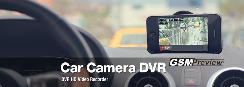Да превърнем своя iPhone или iPod в камера в колата?Защо не?
