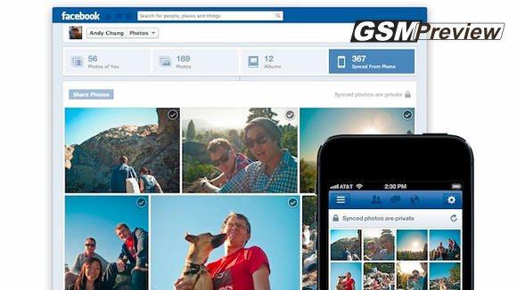 Facebook тества функция за синхронизиране на снимки за iOS 6