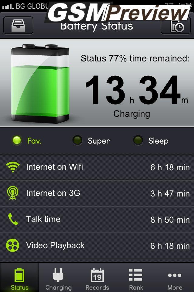 Оптимизация на батерията на iOS