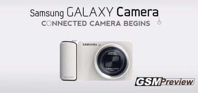 Samsung демонстрира Galaxy Camera в 13 минутен видео клип