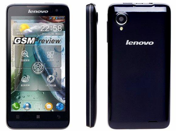 Lenovo P770 Android смартфон оборудван с 3500mAh батерия