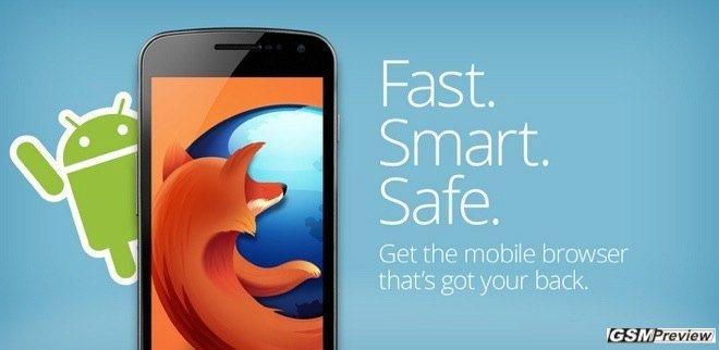 Firefox за Android добавя поддръжка и за ARMv6 базирани устройства.