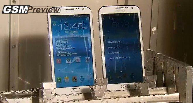 Вижте как Samsung тестват Galaxy S III (видео)