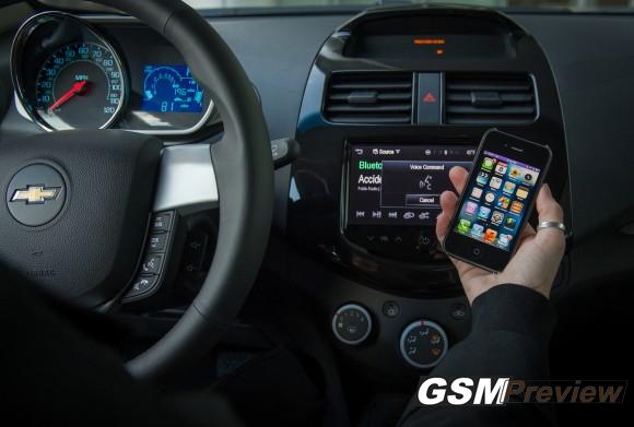 Оборудвана кола на General Motors със Siri (видео)