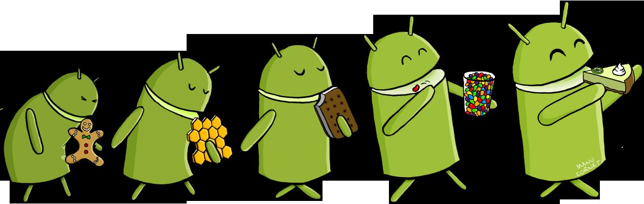 """Потвърдено: Името на новата Android 5.0 версия ще е """"Key Lime Pie"""" и идва през май 2013"""