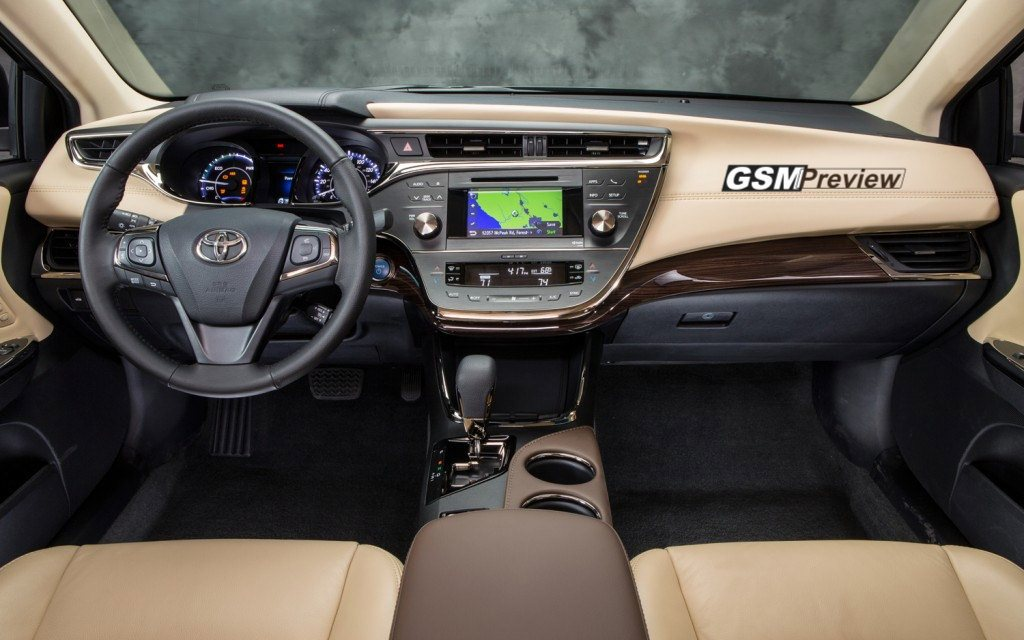 Новата Toyota Avalon ще поддържа Qi стандарт за зареждане на телефон