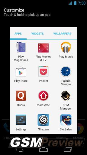 Action Launcher се появи в Play Store