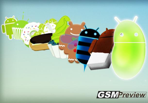 Android през 2013: Какво да очакваме