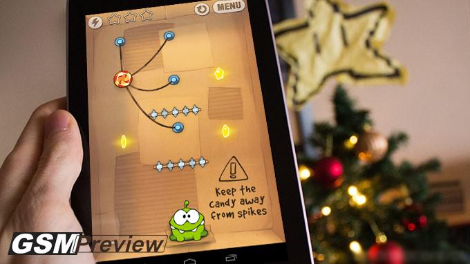 Android игри с Коледно намаление