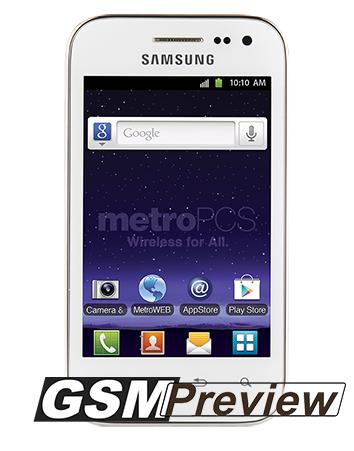 MetroPCS представи Samsung Galaxy Admire 4G