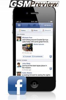 Facebook приложението за iPhone вече позволява избор на албум при качване на снимки
