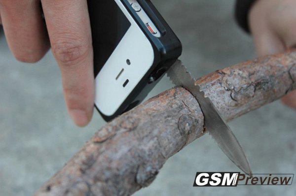 TaskOne – швейцарски калъф със инструменти за iPhone (снимки)