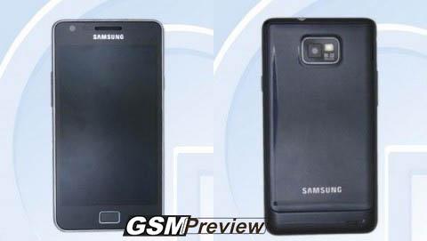 Нова информация за Samsung Galaxy S II Plus?