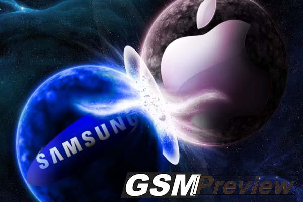 Край на патентните дела между Samsung и Apple