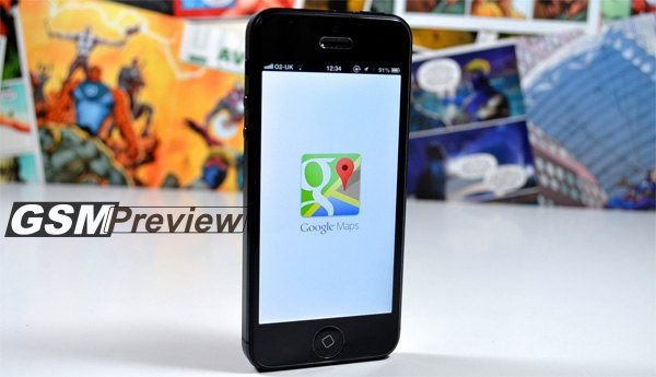 Как да включите Google Maps с команда към Siri
