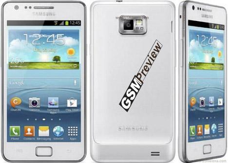 Samsung анонсира смартфона Samsung I9105 Galaxy S II Plus