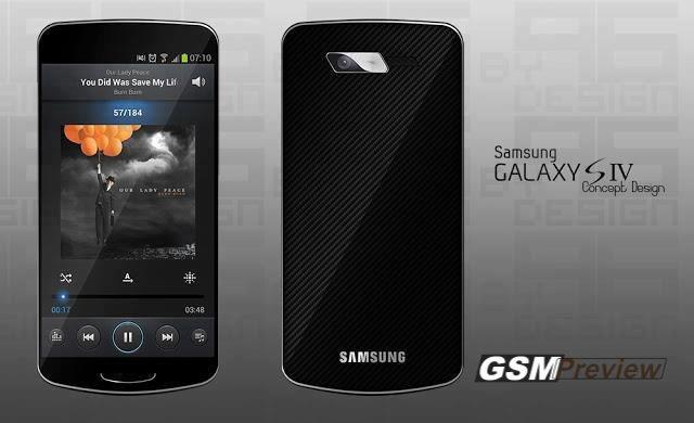 Концептуални снимки на Samsung Galaxy S4