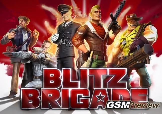 Скоро ! Blitz Brigade – мултиплеър shooter от Геймлофт