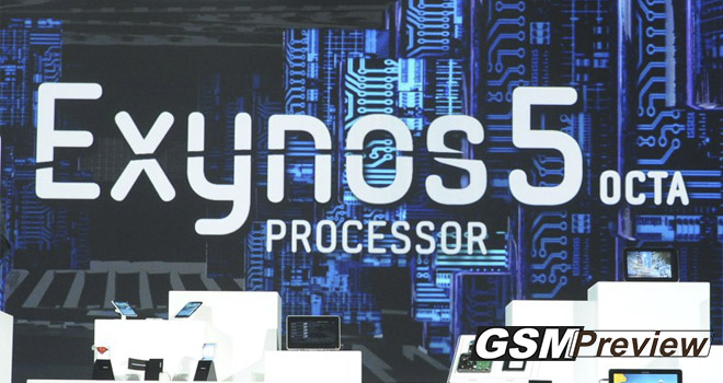 Samsung представи осем ядрeния Exynos 5 Octa чип