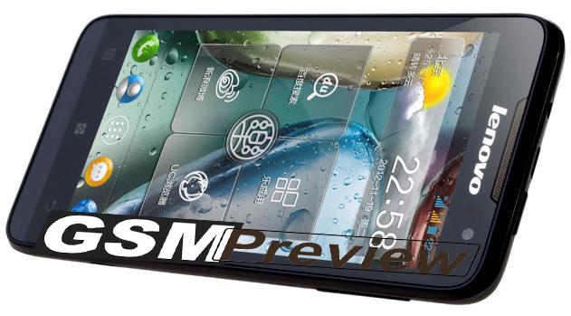 Lenovo IdeaPhone P770 ревю