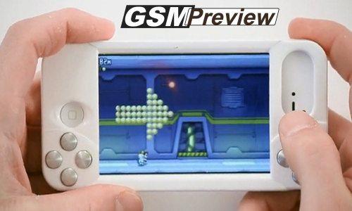 WynCase превръща вашия iPhone в Sony PSP (+видео)