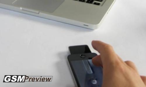 Mauz превръща iPhone 4/4S във Компютърна мишка