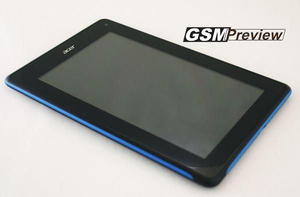 Прототипа на Acer Iconia B1,който e бил представен в България,сега официално се появи на CES 2013
