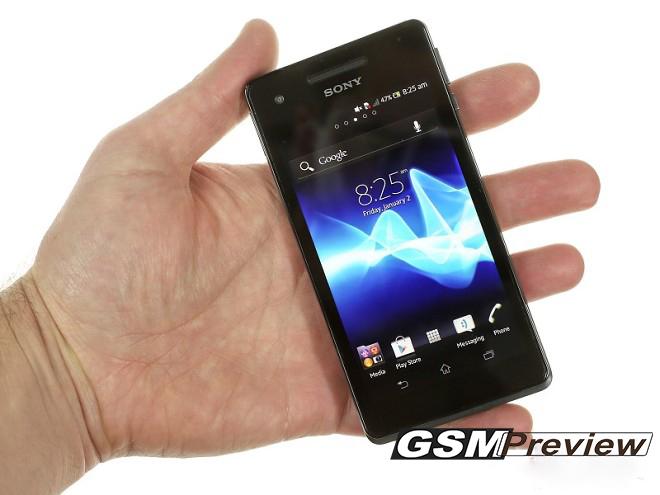Sony Xperia V – Ревю