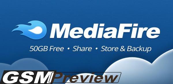 MediaFire за Android вече е на разположение, дава ви 50GB безплатно пространство