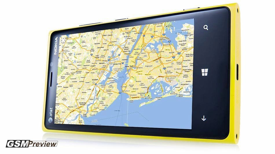 Мобилната версия на Google Maps работи вече и в браузърите на смартони с Windows Phone ОС
