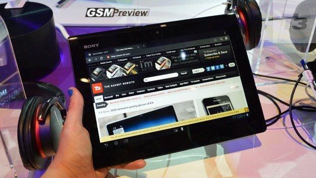 Възможен слух за появата на Sony Xperia Tablet Z