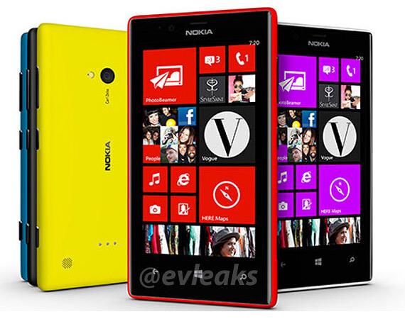 Nokia Lumia 720 и Lumia 520 показаха се снимки в Интернет