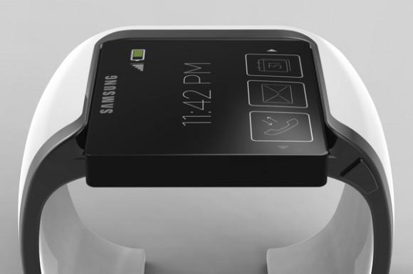 Samsung Galaxy Altius Smartwatch нов умен часовник от Samsung