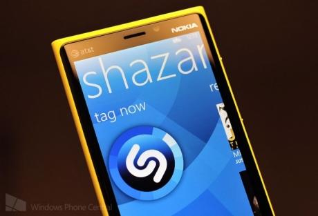 Shazam – вече и за Windows Phone 8