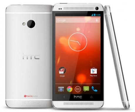 HTC представи One във версия Nexus experience