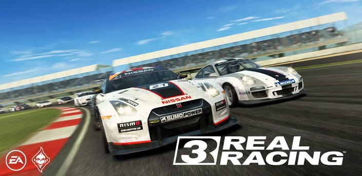 Real Racing 3 с нов ъпдейт за iOS и Android