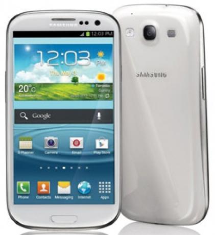 """Samsung S3 """"изяжда"""" трафика от Уикипедия"""