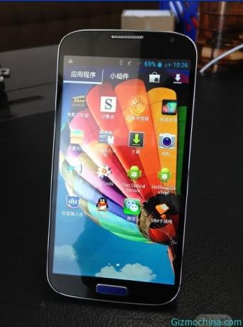 Смартфонът No.1 S6 напълно копира дизайна на Samsung Galaxy S4