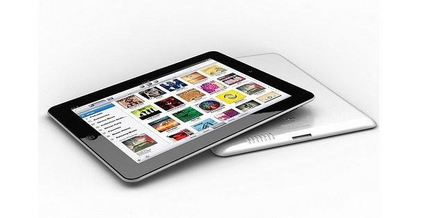 Apple може би готви 12,9″ iPad maxi за началото на следващата година