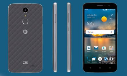 ZTE Blade Spark – a $99 smartphone with a fingerprint sensor
